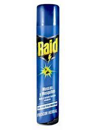 INSECTICIDA RAID 600 ml. HOGAR