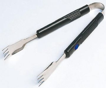 PINZA BARBACOA INOX. LARGA ALGON