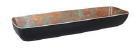 FUENTE MELAMINA GOJI GN2/4 NEGRA 53x16,2x7,5 cm.