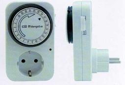 PROGRAMADOR ELECTRICO 24 HORAS.