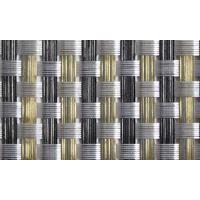 MANTELITO PVC 45x33 CM. GRIS RAYA