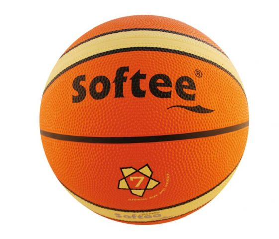 BALON BASQUET SENIOR ECO NYLON Nº 7
